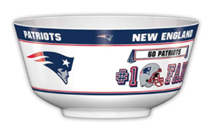 New England Patriots Snack Bowl