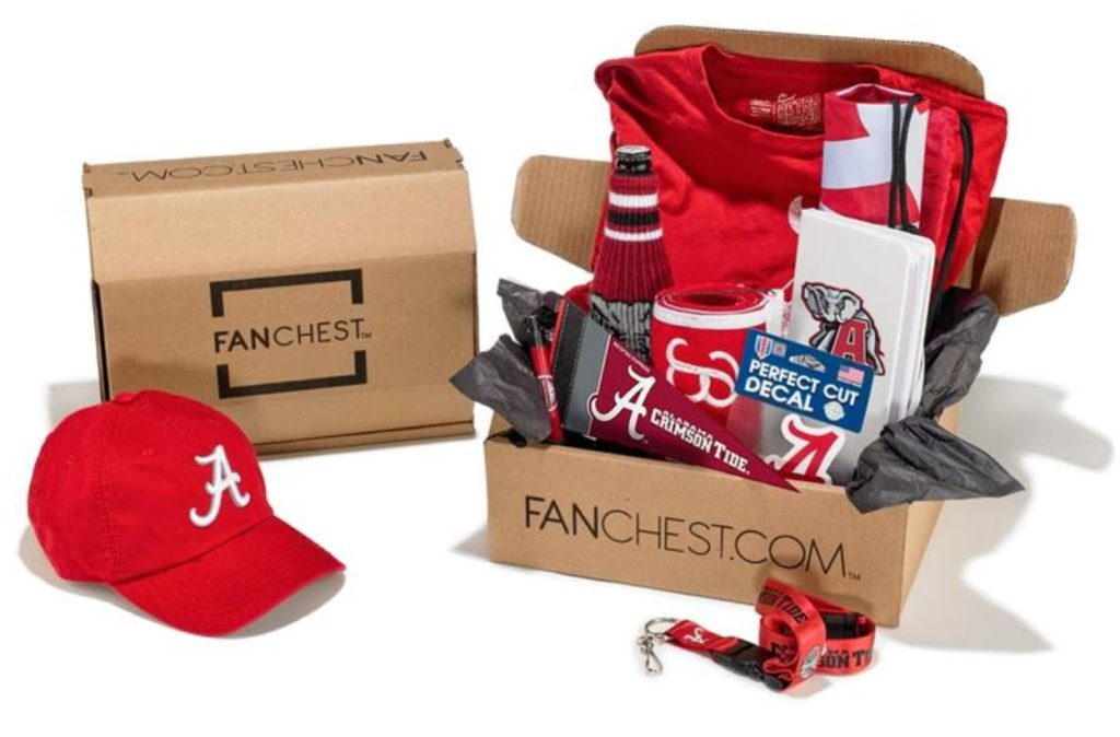 Alabama Crimson Tide Gift Set