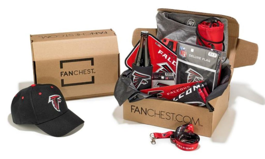 Atlanta Falcons Deluxe Gift Sets