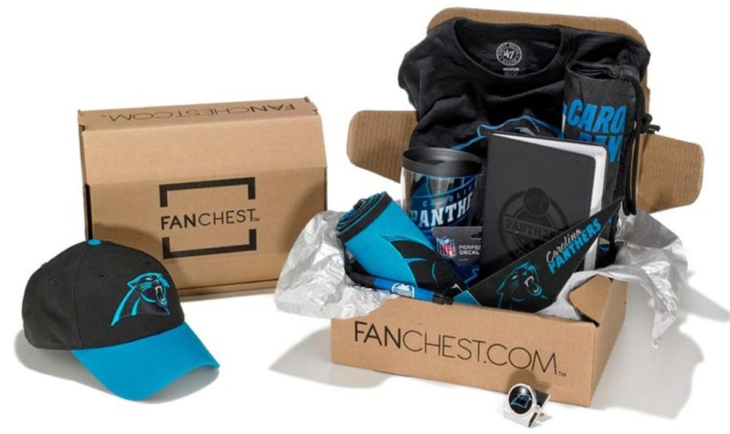 Carolina Panthers Gift Set