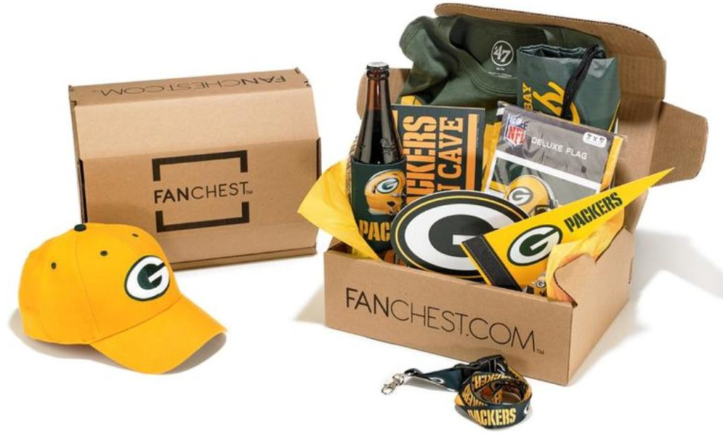Green Bay Packers Gift Set