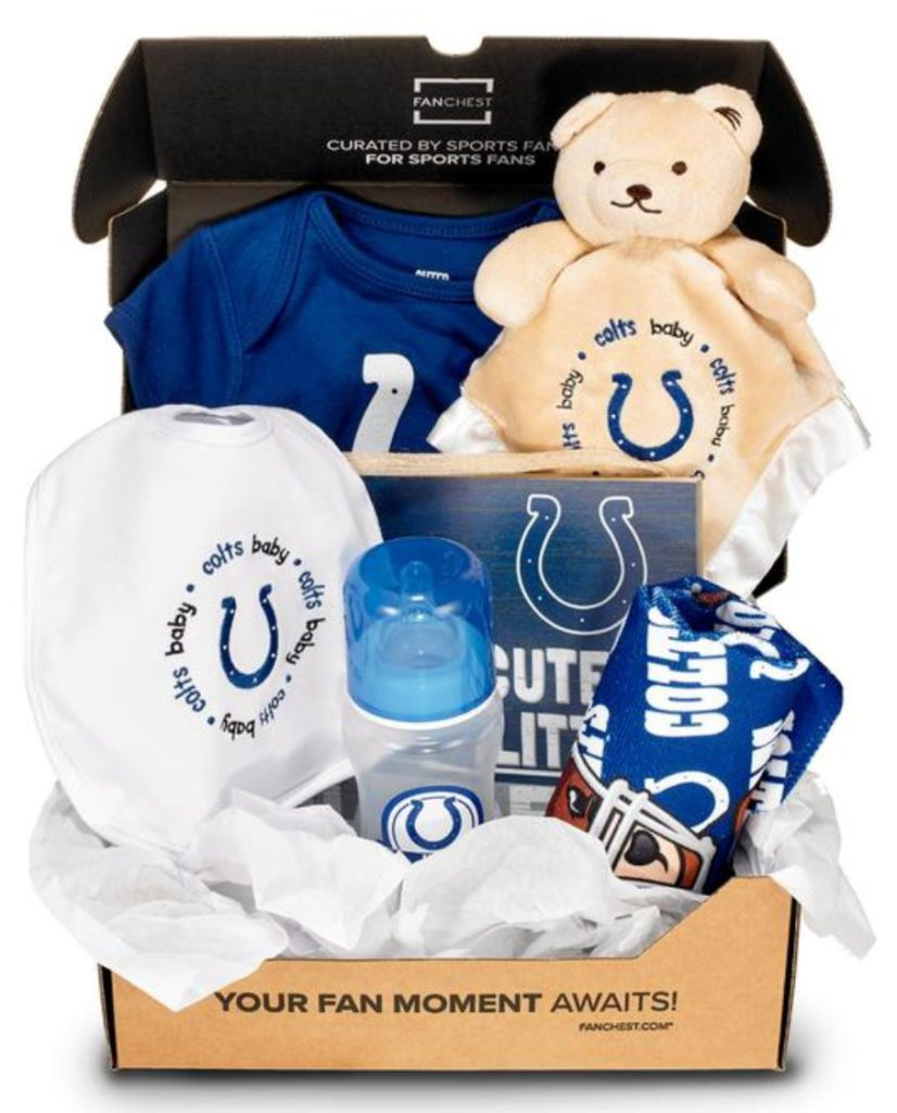 Indianapolis Colts Baby Gift Set