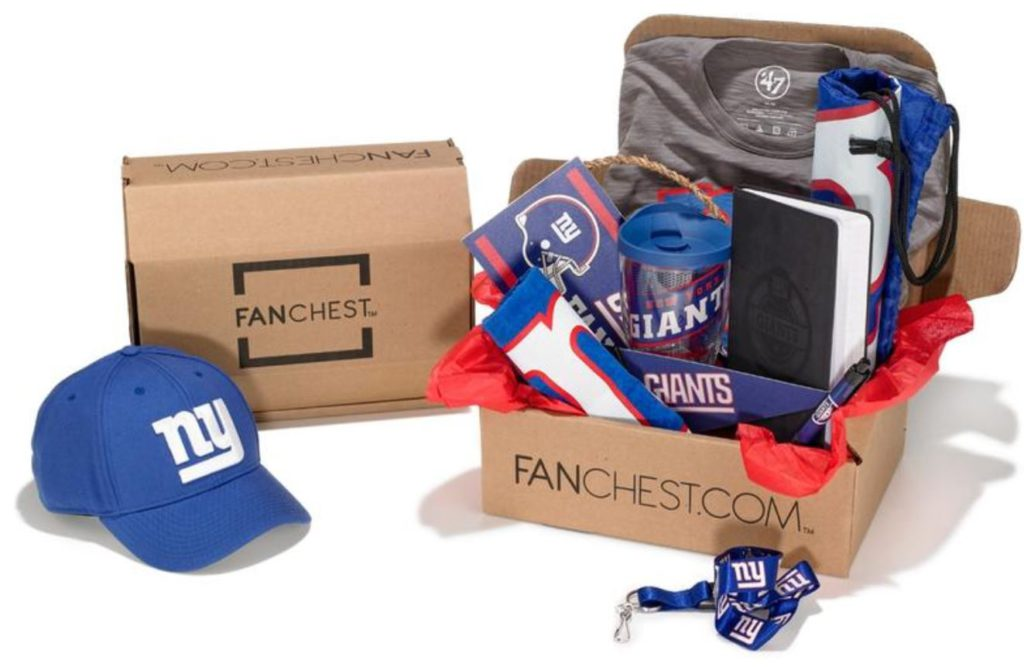 New York Giants Gift Set