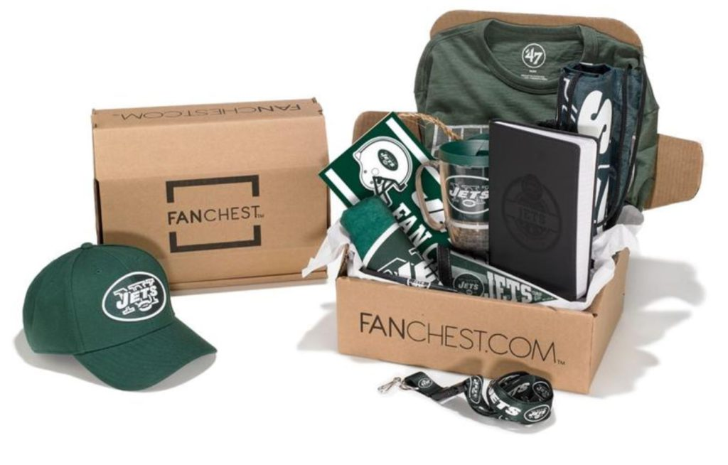 New York Jets Gift Set