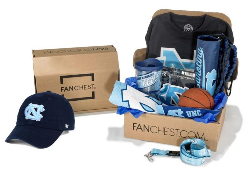 North Carolina Tar Heels Gift Sets