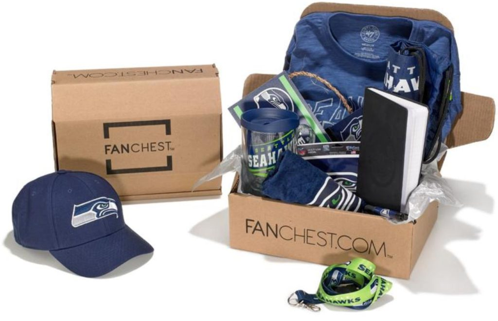 Seattle Seahawks Gift Set