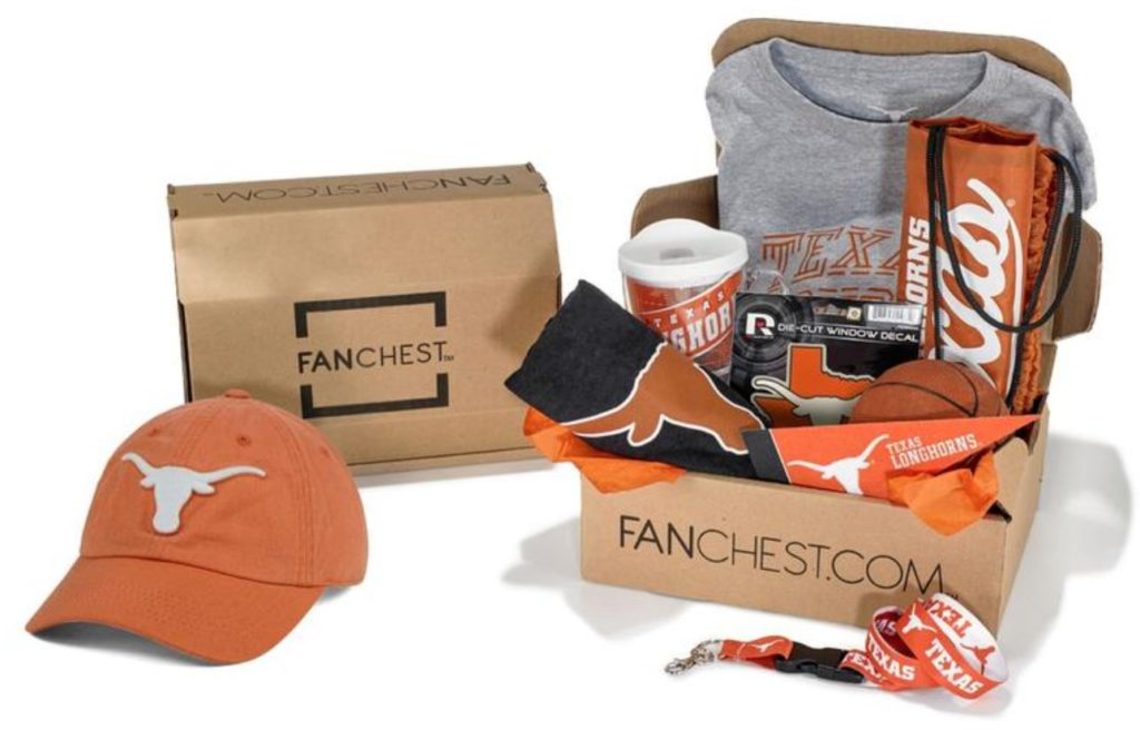 Texas Longhorn Gift Set