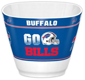 buffalo bills snack bowl man cave
