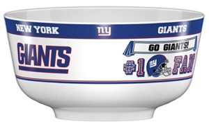 new york giants snack