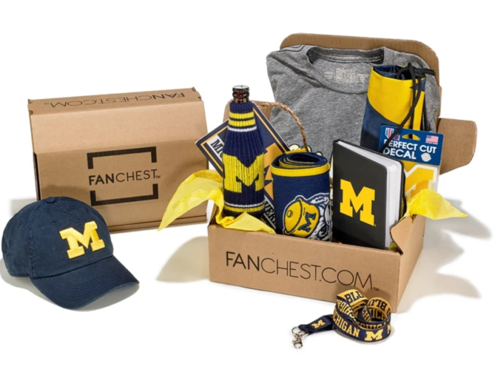 michigan wolverine gifts