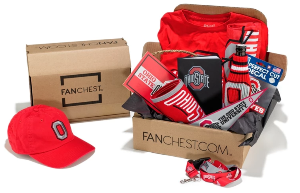 ohio state gift baskets
